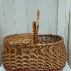 cesta mimbre tapas